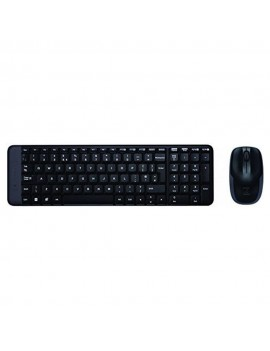 Logitech Wireless Combo...
