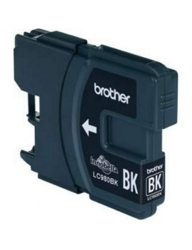 INK BROTHER LC-980BK ORIGINALE
