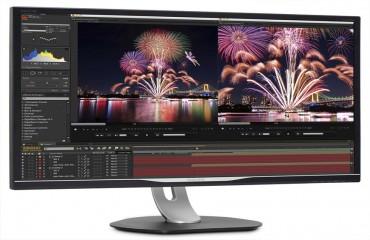 Philips presenta il nuovo monitor per professionisti 328P6VUBREB: connettività, multitasking ed ergonomia